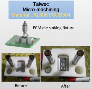 Taiwec Micro-machining